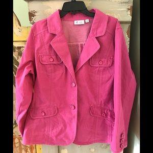 Ladies jacket/denim &company